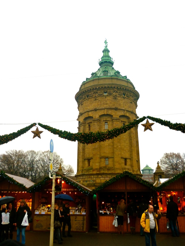 Mannheim Watertower