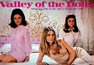 retrokimmer.comThe main poster for the 1967 drama film, Valley of the Dolls