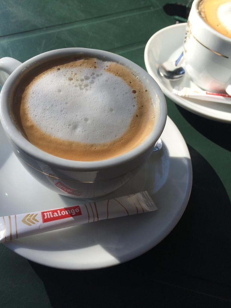 coffee nice, france