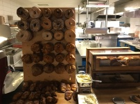 Bagels upon bagels