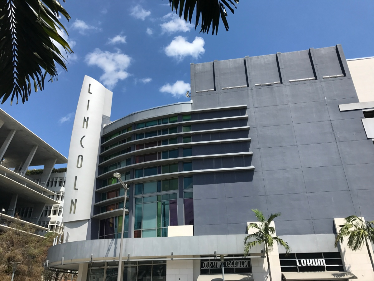 lincoln road mall modern