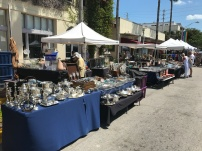Lincoln Road Farmers' Market antiques
