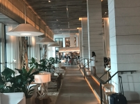 1 Hotel South Beach lobby