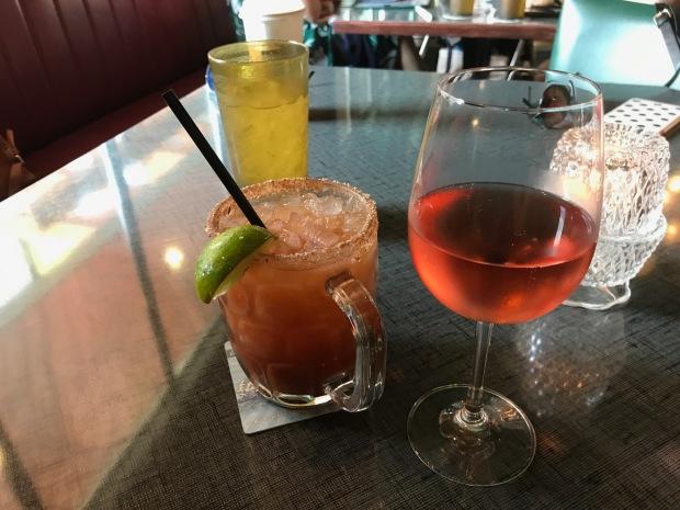irenes rose and bloody mary